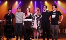 Les Bouches Bées - lancement d'album Compte à rebours - mars 2018 - Country folk 12