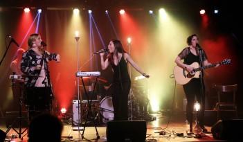 Les Bouches Bées - lancement d'album Compte à rebours - mars 2018 - Country folk 13