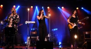 Les Bouches Bées - lancement d'album Compte à rebours - mars 2018 - Country folk 15