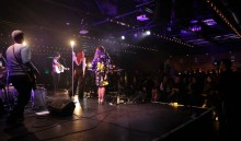 Les Bouches Bées - lancement d'album Compte à rebours - mars 2018 - Country folk 17