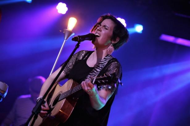 Les Bouches Bées - lancement d'album Compte à rebours - mars 2018 - Country folk 2