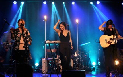 Les Bouches Bées - lancement d'album Compte à rebours - mars 2018 - Country folk 26