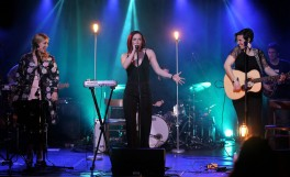 Les Bouches Bées - lancement d'album Compte à rebours - mars 2018 - Country folk 30