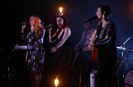 Les Bouches Bées - lancement d'album Compte à rebours - mars 2018 - Country folk 35