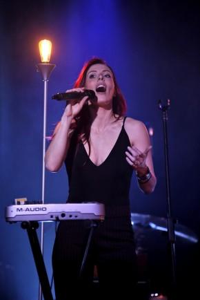 Les Bouches Bées - lancement d'album Compte à rebours - mars 2018 - Country folk 36