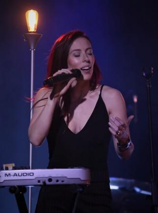 Les Bouches Bées - lancement d'album Compte à rebours - mars 2018 - Country folk 37