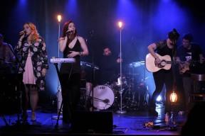 Les Bouches Bées - lancement d'album Compte à rebours - mars 2018 - Country folk 38