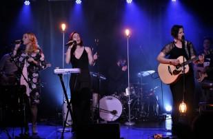Les Bouches Bées - lancement d'album Compte à rebours - mars 2018 - Country folk 39