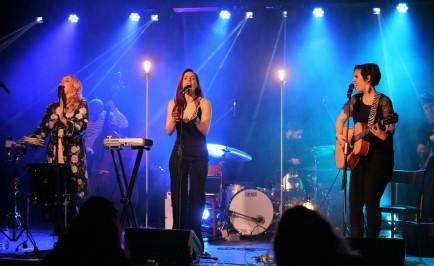 Les Bouches Bées - lancement d'album Compte à rebours - mars 2018 - Country folk 4