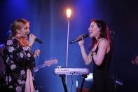 Les Bouches Bées - lancement d'album Compte à rebours - mars 2018 - Country folk 41