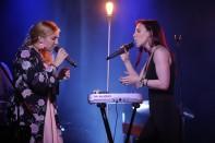 Les Bouches Bées - lancement d'album Compte à rebours - mars 2018 - Country folk 42