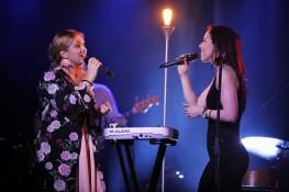 Les Bouches Bées - lancement d'album Compte à rebours - mars 2018 - Country folk 43