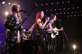 Les Bouches Bées - lancement d'album Compte à rebours - mars 2018 - Country folk 44