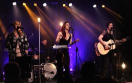 Les Bouches Bées - lancement d'album Compte à rebours - mars 2018 - Country folk 45