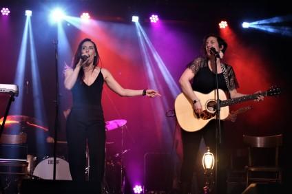 Les Bouches Bées - lancement d'album Compte à rebours - mars 2018 - Country folk 48