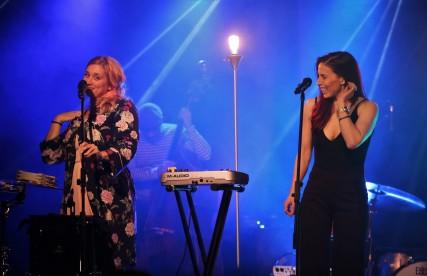 Les Bouches Bées - lancement d'album Compte à rebours - mars 2018 - Country folk 6